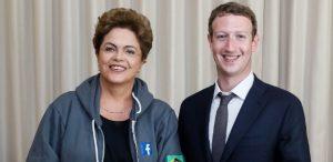 Facebook fecha parceria com Brasil para ampliar conexão gratuita no país