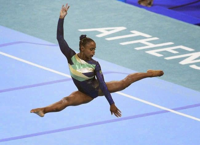 Fotos dos aparelhos da ginastica artistica 23