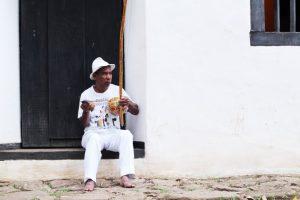 Expoente da Capoeira Paulista, Mestre Caranguejo lança seu segundo disco