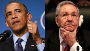 Obama e Raúl Castro têm encontro histórico na Cúpula das Américas