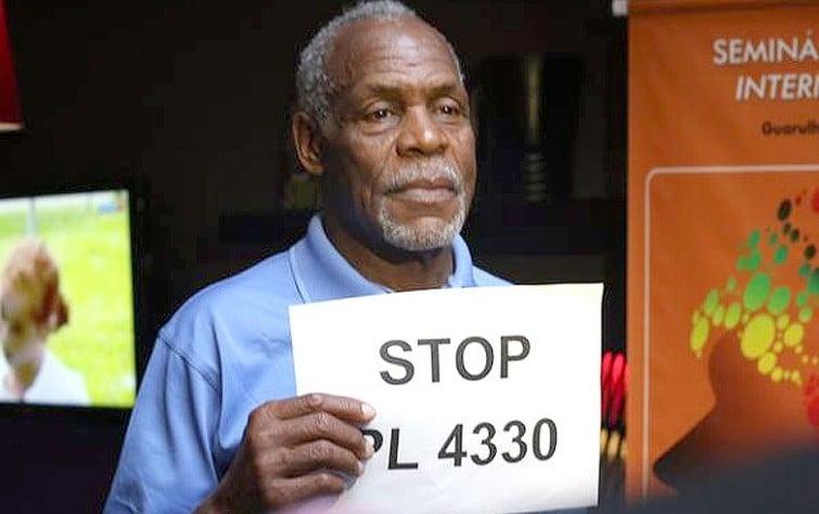 Em evento sobre discriminação no trabalho, Glover pede união global contra efeitos da crise