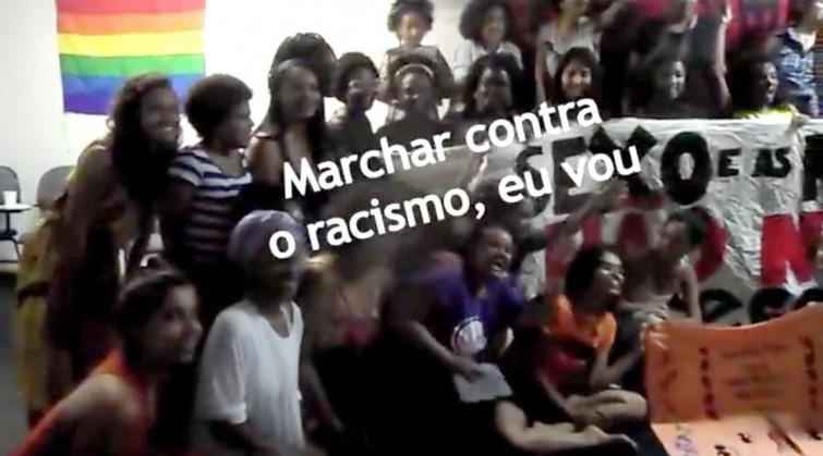 Roda de conversa para a Marcha de Mulheres Negras