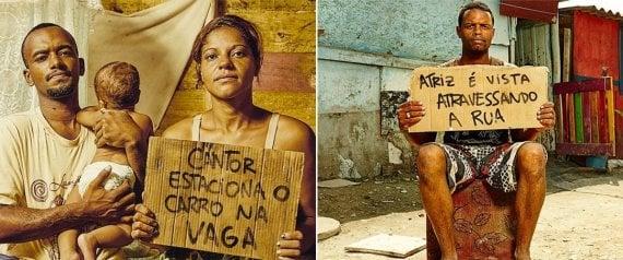 Resultado de imaxes para jornalismo pobreza
