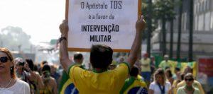 A desinformação dos manifestantes que foram à Avenida Paulista no último domingo