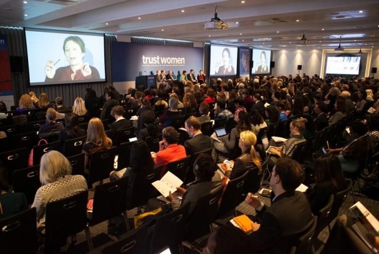 Conferência Trust Women