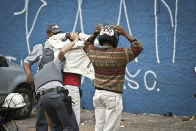 violencia policial PM