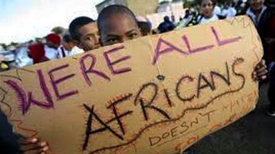 Universidade abalada por racismo na África do Sul