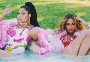 Beyoncé lança videoclipe com Nicki Minaj. Veja o vídeo!