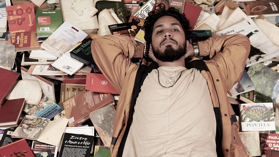 Rashid (Foto: Tiago Rocha/Divulgação)