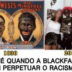 Nota de Repúdio: Black Face na Unesp Araraquara