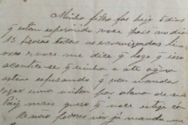 Escrava que foi separada da filha em Barra Mansa morre sem reencontrá-la