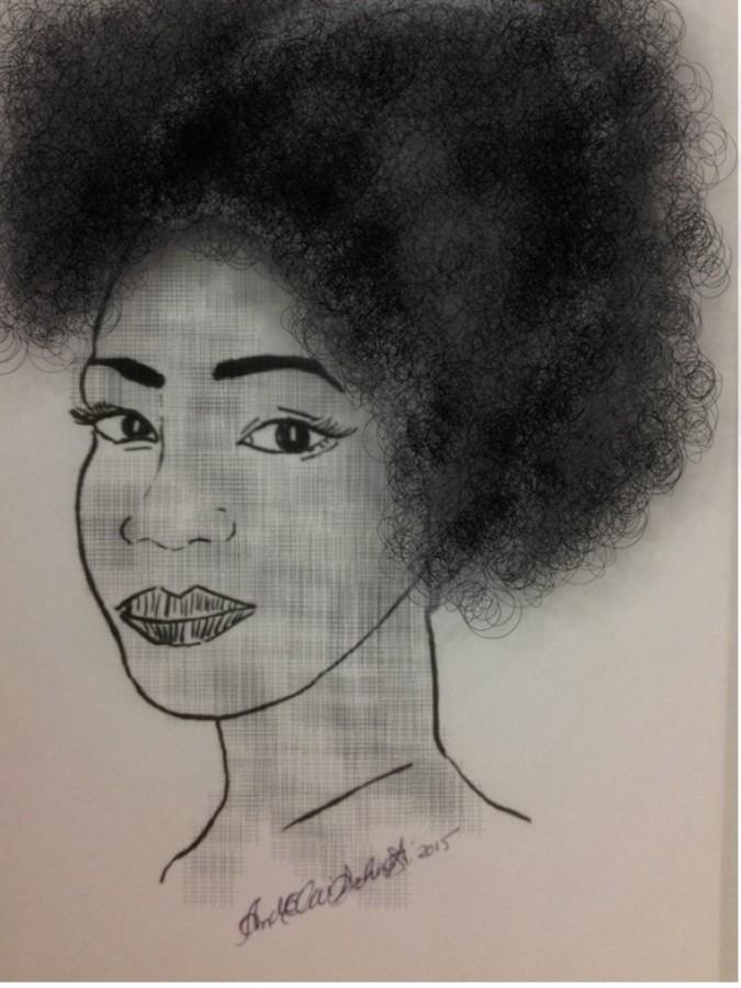 Desenhos Que Valorizam A Estetica Da Mulher Negra Geledes