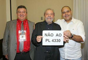 Getúlio Vargas, Lula e os direitos trabalhistas