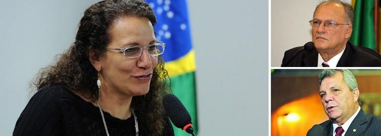 Jandira reage ás agressões de Freire e fraga