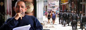 Anistia Internacional leva campanha 'Jovem Negro Vivo' ao Alemão