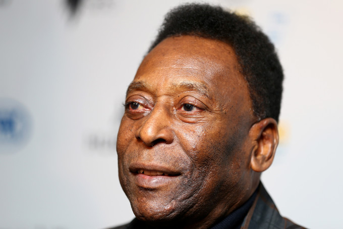 Pelé (Robert Cianflone/Getty Images)
