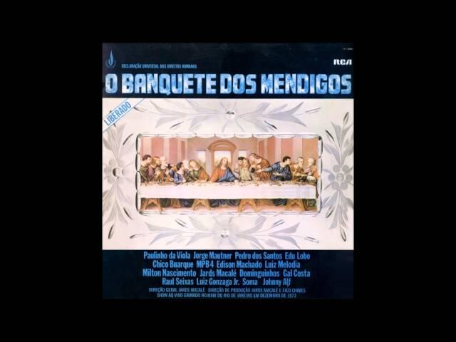 """Proibidão: """"O Banquete dos Mendigos"""" em 1974"""