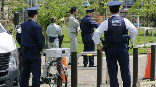Policiais aprendem português para enfrentar criminalidade brasileira no Japão