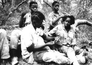 Quarenta anos depois da independência, mulheres ainda lutam por direitos   Foto Daniel Maquinasse FRELIMO 25 September 1964 Daniel Maquinasse at ponte-moc-swe.blogspot.com