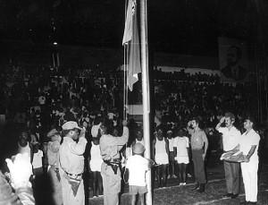 Comemoração da independência   DR