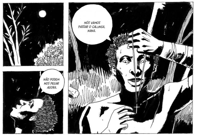 "Cumbe"" / Marcelo D'Salete"