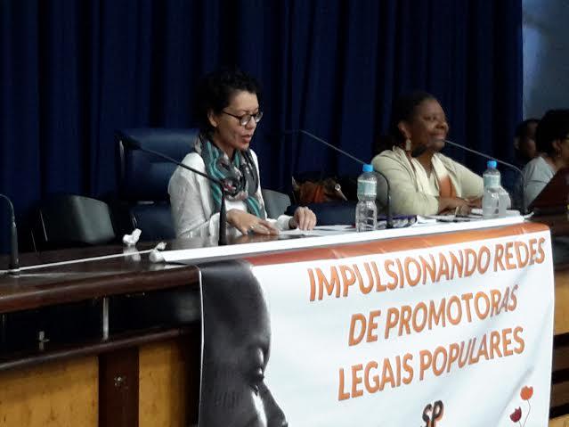 Seminário reúne Promotoras Legais Populares de São Paulo, onde discutiram os desafios e possibilidades para atuações em rede