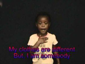 Selinah July, I am Somebody (Eu Sou Alguém)