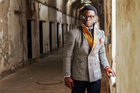 Walé Oyéjidé estilista nigeriano fala sobre moda masculina e mais