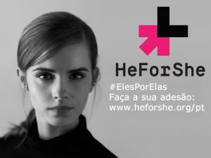 ONU Mulheres lança site em Português no portal global do Movimento ElesPorElas (HeForShe)