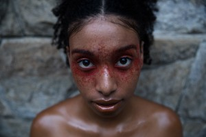 Thamyris Capela, atriz de KBELA Foto: Alila Dara Onawale