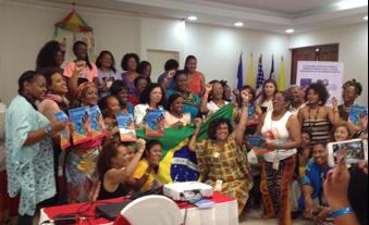 Conexões diaspóricas: mobilização da Marcha das Mulheres Negras no mundo