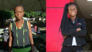 Do abrigo lotado à faculdade de direito: a saga de Nadine, uma haitiana no Brasil