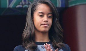 'Gente como a gente', Malia Obama é estagiária e busca cafezinho para a chefe