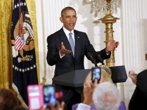 Obama reduz a pena de 46 condenados por tráfico de drogas