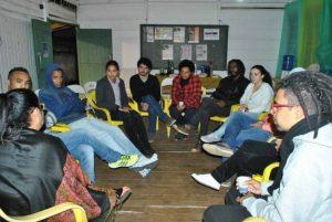 Coletivo Cultural Sankofa promove roda de debate sobre projeto de lei que criminaliza a homofobia
