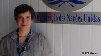 Joana Chagas, da ONU Mulheres Brasil