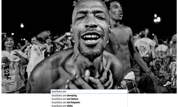 """Brasileiros são """"irritantes; não são latinos; não são hispânicos; são brancos"""". (Alex Takaki - alextakaki.com)"""