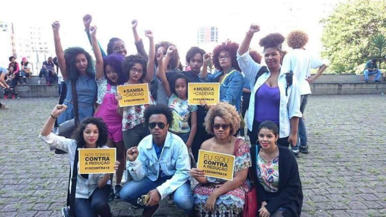 #15contra16 - Festival Musical Contra a Redução da Maioridade Penal pauta juventude periférica na zona leste de São Paulo
