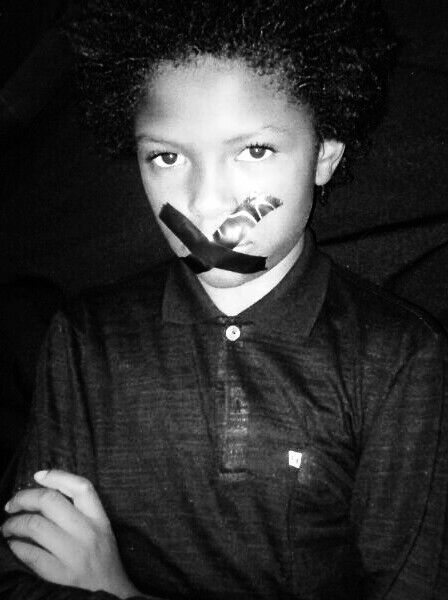 Sou Kauan Alvarenga, 11 anos e sofro bullying e preconceito na escola João Vieira de Almeida na Vila Maria