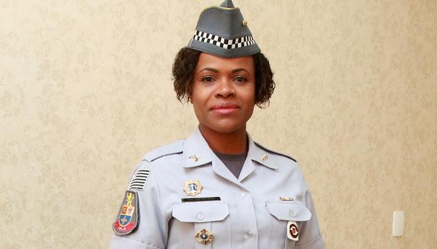Coronel Helena dos Santos Reis: a PM que ela quer