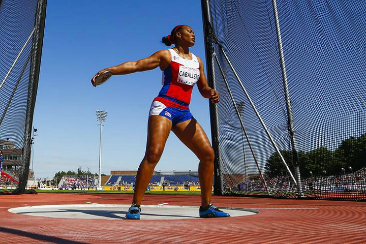 6 jovens que devem brilhar no Mundial de Atletismo