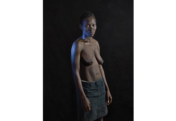 """Doriane, 19 anos: """"Era um pesadelo"""" (Foto: Gildas Paré )"""