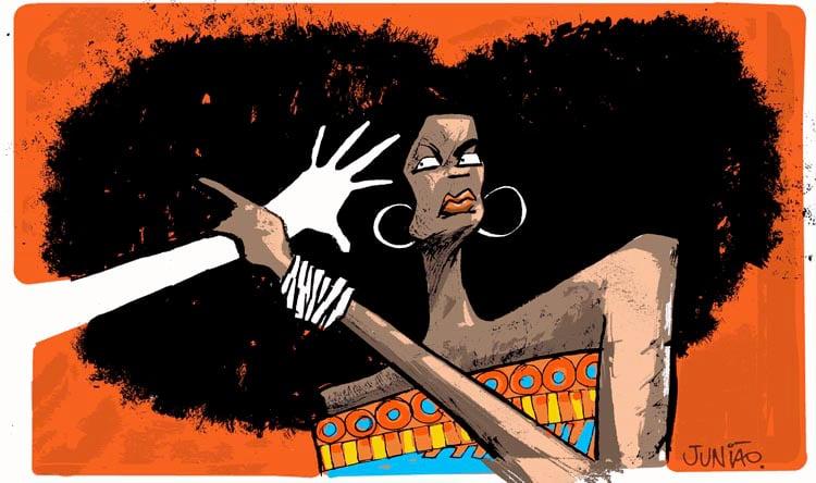 Feminismo negro: violências históricas e simbólicas