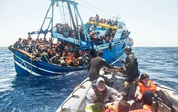 Os migrantes e a tragédia do século