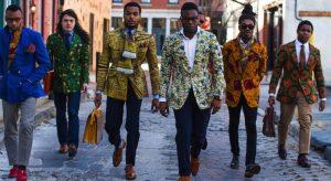 Na Beca: Confira inspirações de moda Afro Masculina para festas