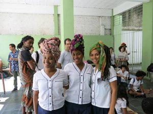 Frente de alunxs do colégio PedroII discute gênero, etinicidade, politica e sociedade
