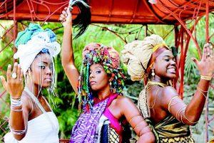 Grupo usa mitologia dos orixás para criar coreografias e oficinas de dança