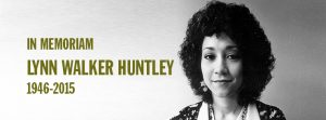 Lynn Walker Huntley