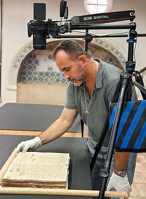 Documentos emitidos na Bahia entre 1664 a 1889 poderão ser acessados online