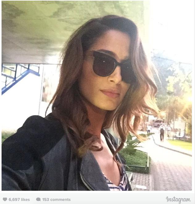 Camila Pitanga fez um dos melhores comentários sobre o racismo no Rio